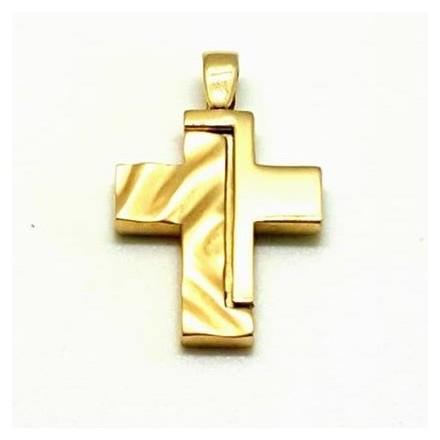 Σταυρός 14Κ Χρυσό