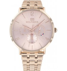 TOMMY HILFIGER Jenna Ladies - 1782030, Rose Gold case with Stainless Steel Bracelet